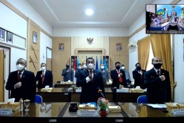 Pembukaan Rapat Koordinasi Prokera  Sadik Yayasan Nala